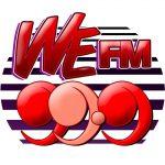 WE FM client logo